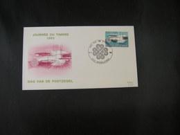 """BELG.1983 2089 FDC ( Middelkerke ) :  """"Journée Du Timbre / Dag Vd Postzegel 1983 """" - 1981-90"""