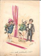 Image Germaine BOURET 1928 : Un Salon Particulier - Bouret, Germaine