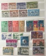 Viet-Nam Sud - 1964 Année Complète - Y&T N°230 à 253 - Neuf - (W1206) - Vietnam