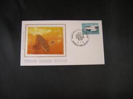 """BELG.1983 2089 FDC Zijde/soie ( Brux ) :  """"Journée Du Timbre / Dag Vd Postzegel 1983 """" - 1981-90"""