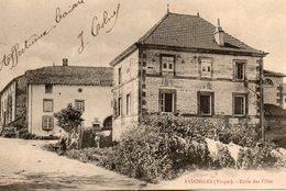 Aydoilles -    école  Des  Filles. - France