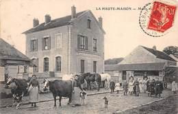 77.n°58591.la Haute Maison.mairie - Francia