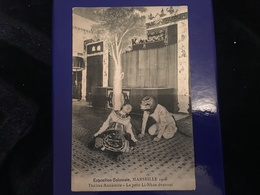 Ancienne Carte Postale - Exposition Coloniale 1906 - Expositions Coloniales 1906 - 1922