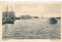 CPA - Pays-Bas - Harderwijk - Kijkje In De Haven - Harderwijk
