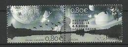 Finland 2009 Europa Astronomy Pair Y.T. 1934/1935 (0) - Oblitérés
