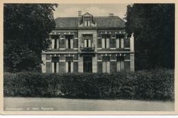 CPA - Pays-Bas - Beekbergen - N. Herv. Pastorie - Pays-Bas