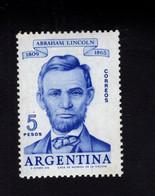 782408357 1960 SCOTT 712 POSTFRIS  MINT NEVER HINGED EINWANDFREI  (XX) -  ABRAHAM LINCOLN - Unused Stamps