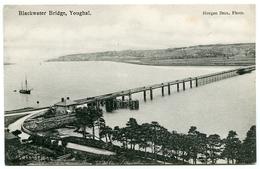 IRELAND : CO. CORK - YOUGHAL - BLACKWATER BRIDGE - Cork