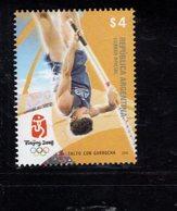 782411534 2008 SCOTT 2471 POSTFRIS  MINT NEVER HINGED EINWANDFREI  (XX) -  2008 SUMMER OLYMPICS POLE VAULT - Argentine