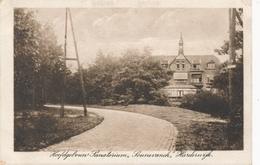 CPA - Pays-Bas - Harderwijk - Hoefdgeboun Sanatorium - Harderwijk