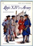 Osprey Men At Arms 203 - Louis XIV's Army By René Chartrand - Europa