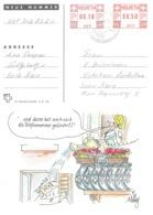 """PTT Form 616.48  """"... Und Dann Hat Auch Noch Die Telefonnummer Geändert!""""         1993 - Entiers Postaux"""