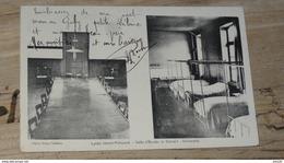 NANCY : Lycée Henri Poincaré, Salle D'études Et Dortoir, Infirmerie …... … PHI.......2543 - Nancy