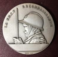 FRANCE - Médaille FÉDÉRATION NATIONALE DES COMBATTANTS VOLONTAIRES - Professionnels / De Société