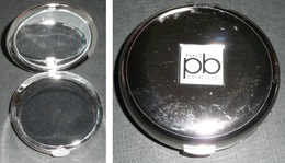 Rare Boite/miroir De Poche Ou De Sac à Main En Métal, PB Paco Rabanne Paris Cosmetics Cosmétiques - Accessoires