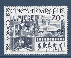 Monaco - YT N° 1998 - Neuf Sans Charnière - 1995 - Monaco