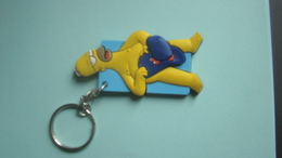 Porte Clef Homer Simpson - Figurines