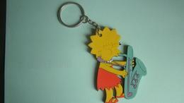 Porte Clef Lisa Simpson - Figurines