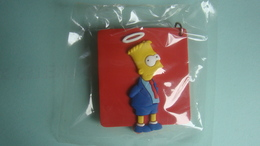 Porte Clef Bart Simpson - Figurines