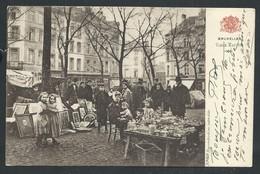 +++ CPA - BRUSSEL - BRUXELLES - Vieux Marché - Market   // - Markten