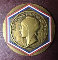 FRANCE - Médaille SOIRÉE DES MAIRES DE FRANCE / PARIS 28 OCTOBRE 1987 - Professionals / Firms
