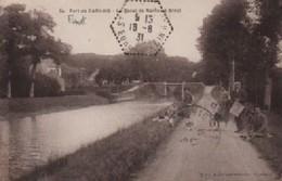 FINISTERRE-Port De Carhaix-Le Canal De Nantes à Brest - 54 - Carhaix-Plouguer