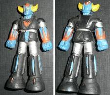 Vintage Années 1970-80's, Figurine En Plastique Goldorak, Grendizer - Goldorak