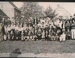 LOKEREN   ---  FOTO 1973  -  17.5 X 13 CM     SCOUTS 10 JAAR - Lokeren