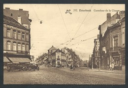 +++ CPA - BRUSSEL - BRUXELLES - ETTERBEEK - Carrefour De La Chasse   // - Etterbeek