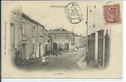 Maillezais-Les Halles - Maillezais