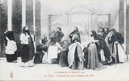 La Passion à NANCY 1920 - La Cène - Communion Sous L'espèce Du Vin - Nancy