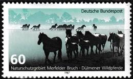 Timbre-poste Gommé Neuf** - Année Européenne De L'Environnement - N° 1160 (Yvert) - République Fédérale D'Allemagne 1987 - [7] Federal Republic