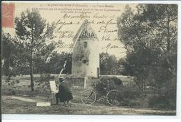 Saint-Jean De Monts-Le Vieux Moulin - Saint Jean De Monts