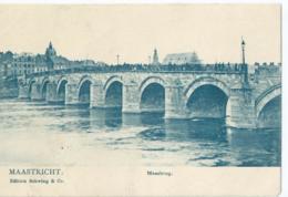 Maastricht - Maasbrug - Edition Schwing & Co - 1906 - Maastricht