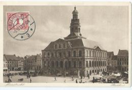 Maastricht - Stadhuis - Uitg. Weenenk & Snel, Den Haag. 1913 - Maastricht