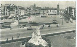 Blankenberge - Blankenberghe - Place Du Marché - Markt - Edition ARFO - 1950 - Blankenberge