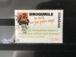 Roemenië / Romania - Strijd Tegen Drugs (2.20) 2005 - 1948-.... Repúblicas