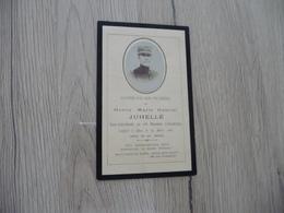 Religion Avis Décès Avec Photo  Henry Juhellé Militaire 49ème 1901 - Godsdienst & Esoterisme
