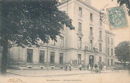 93) Ville-Evrard : Entrée Principale (1905) - France