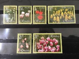 Roemenië / Romania - Complete Set Tulpen 2006 - 1948-.... Repúblicas