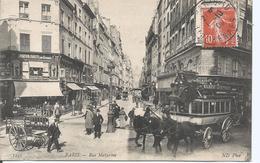 CPA 026 - PARIS -- Rue Mazarine - Animations - Autres