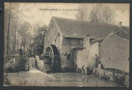 +++ CPA - GRIMBERGEN - GRIMBERGHEN - 'S Graven Molen - Moulin    // - Grimbergen