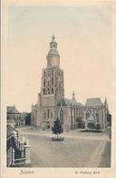 CPA - Pays-Bas - Zutphen - St. Walburg Kerk - Zutphen