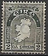 IRLANDE   -   1922 .  Y&T N° 43 Oblitéré. - 1922-37 Stato Libero D'Irlanda