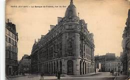 BANQUE DE FRANCE - PARIS VIIe : Rue Du Bac - Tres Bon Etat - Banques