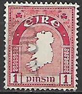 IRLANDE   -   1941 .  Y&T N° 79 Oblitéré. - 1937-1949 Éire