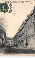 BANQUE DE FRANCE - CHAMBERY : La Rue De La Banque - Tres Bon Etat - Banques