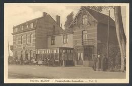 +++ CPA - LANAEKEN - LANAKEN - Hôtel Baijot - TOURNEBRIDE    // - Lanaken