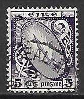 IRLANDE   -   1941 .  Y&T N° 85 Oblitéré. - 1937-1949 Éire