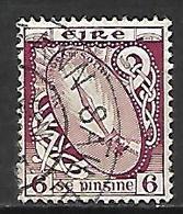 IRLANDE   -   1941 .  Y&T N° 86 Oblitéré. - 1937-1949 Éire